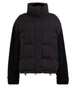 ines knit puffer coat
