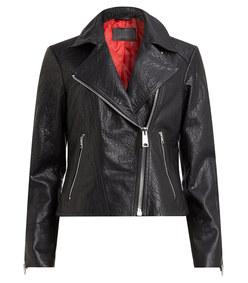 pataya leather biker jacket