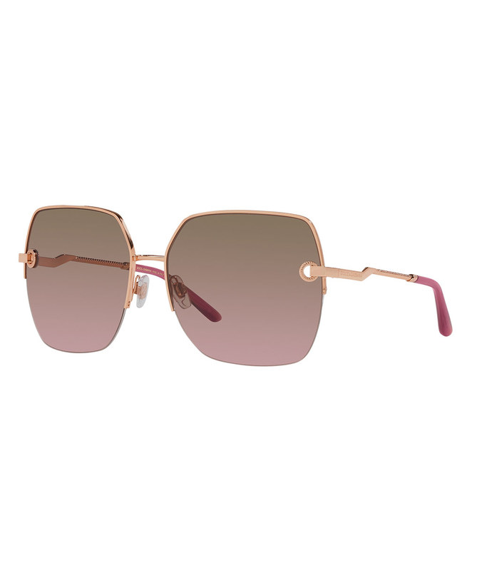 pink gold dg amore sunglasses