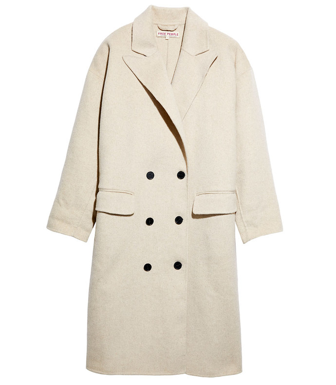 adore you wool coat