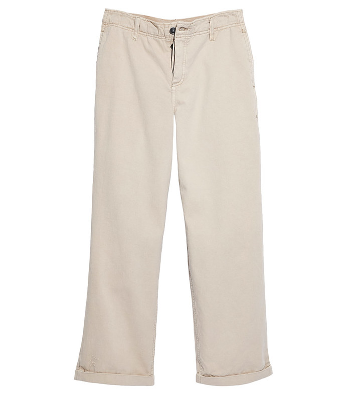 relaxed boyfriend chino pants