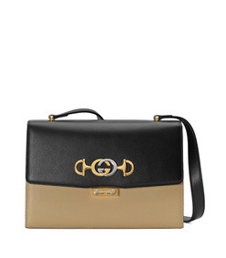 zumi smooth leather small shoulder bag