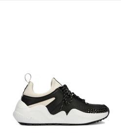 maddox sneaker - black/white