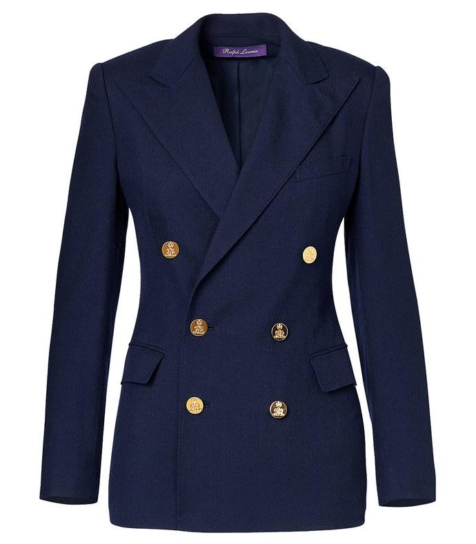 the rl blazer in cashmere