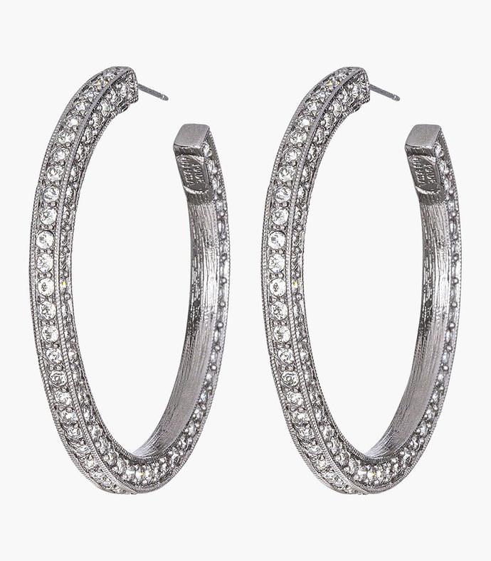 marissa hoop earrings