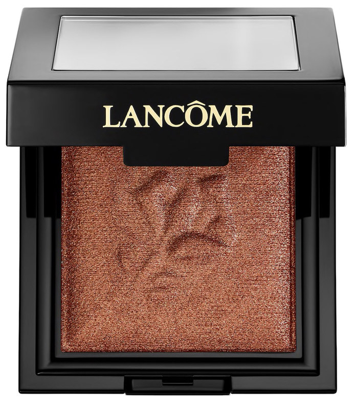 le monochromatique eyeshadow and highlighter