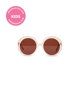 chloé -mini me round sunglasses - carlina