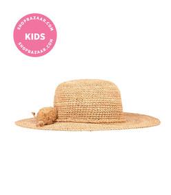 lili gaufret - straw hat