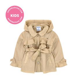 mayoral - waterproof coat