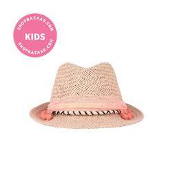 ikks - straw hat