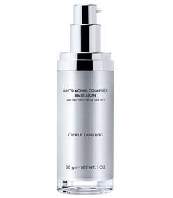 anti-aging complex emulsion broad spectrum spf 30