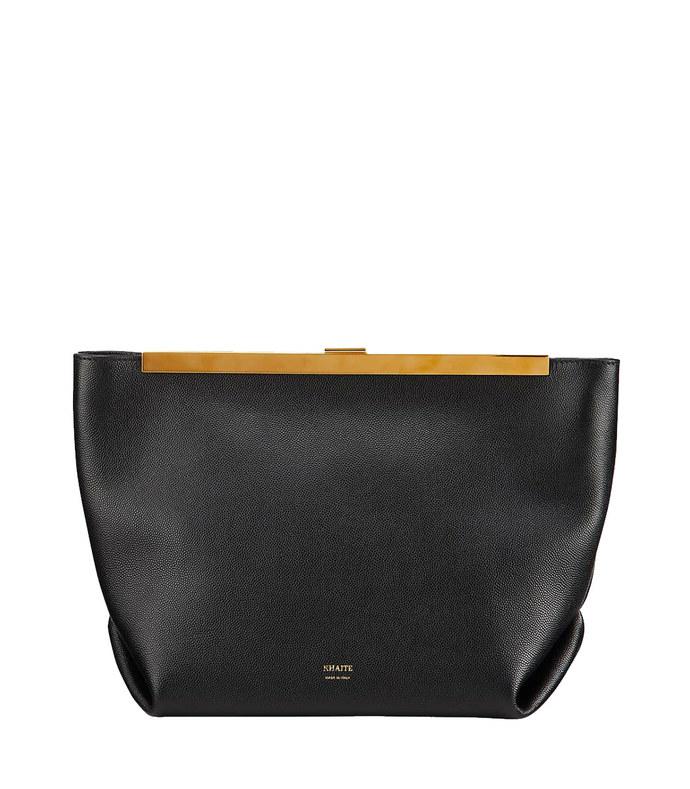augusta leather framed crossbody bag