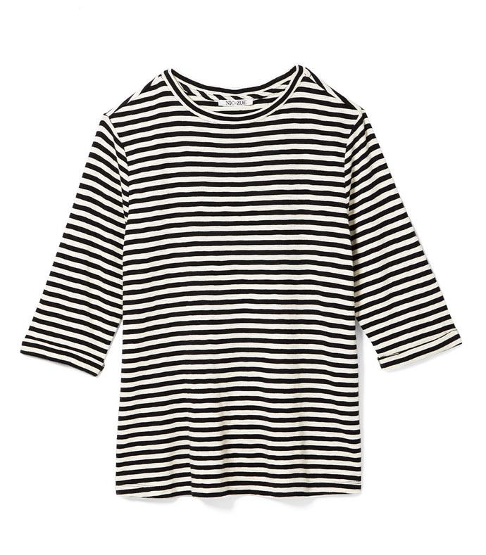 saturday stripe top