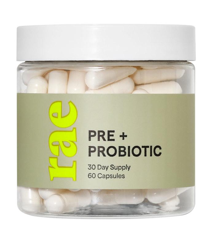 pre + probiotic