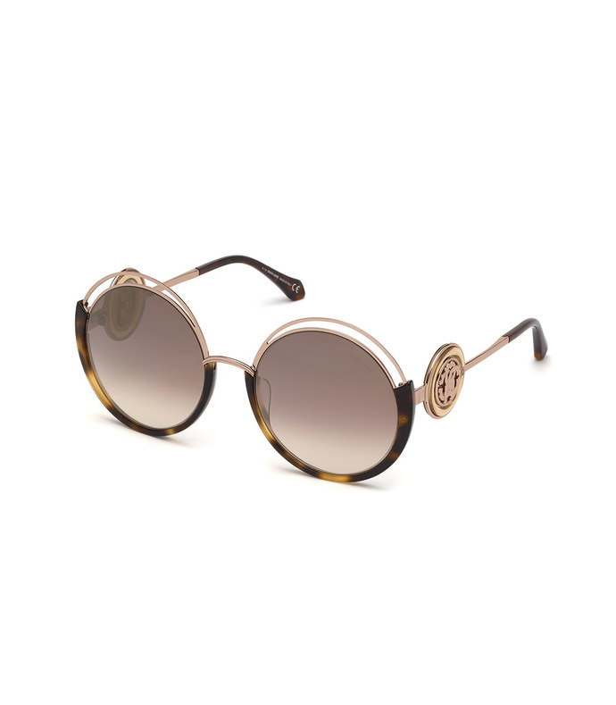 27d741574a3a7 Roberto Cavalli. 58MM Round Sunglasses