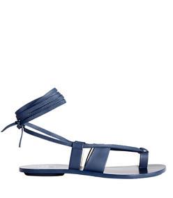navy reid sandals