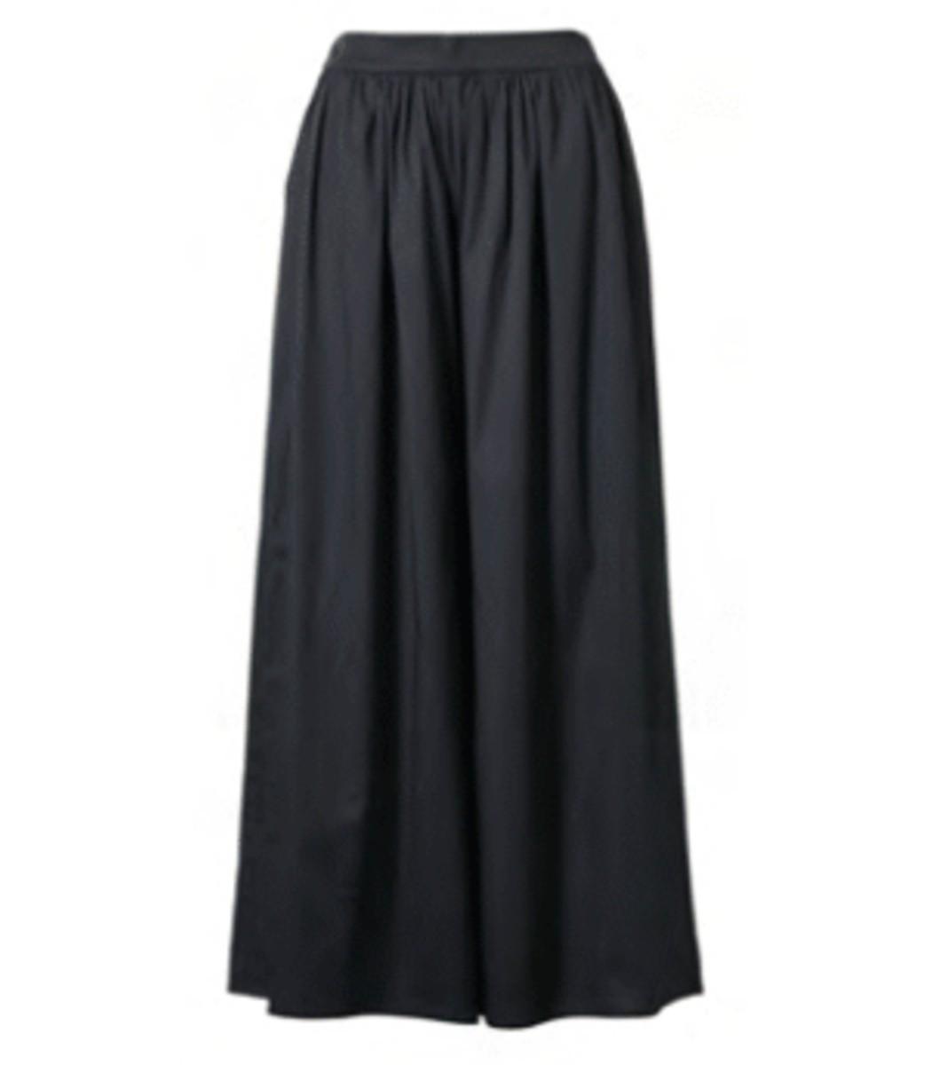 Tove Nola Sandwash Silk Trouser