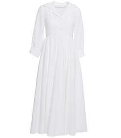 the grace dress-ivory