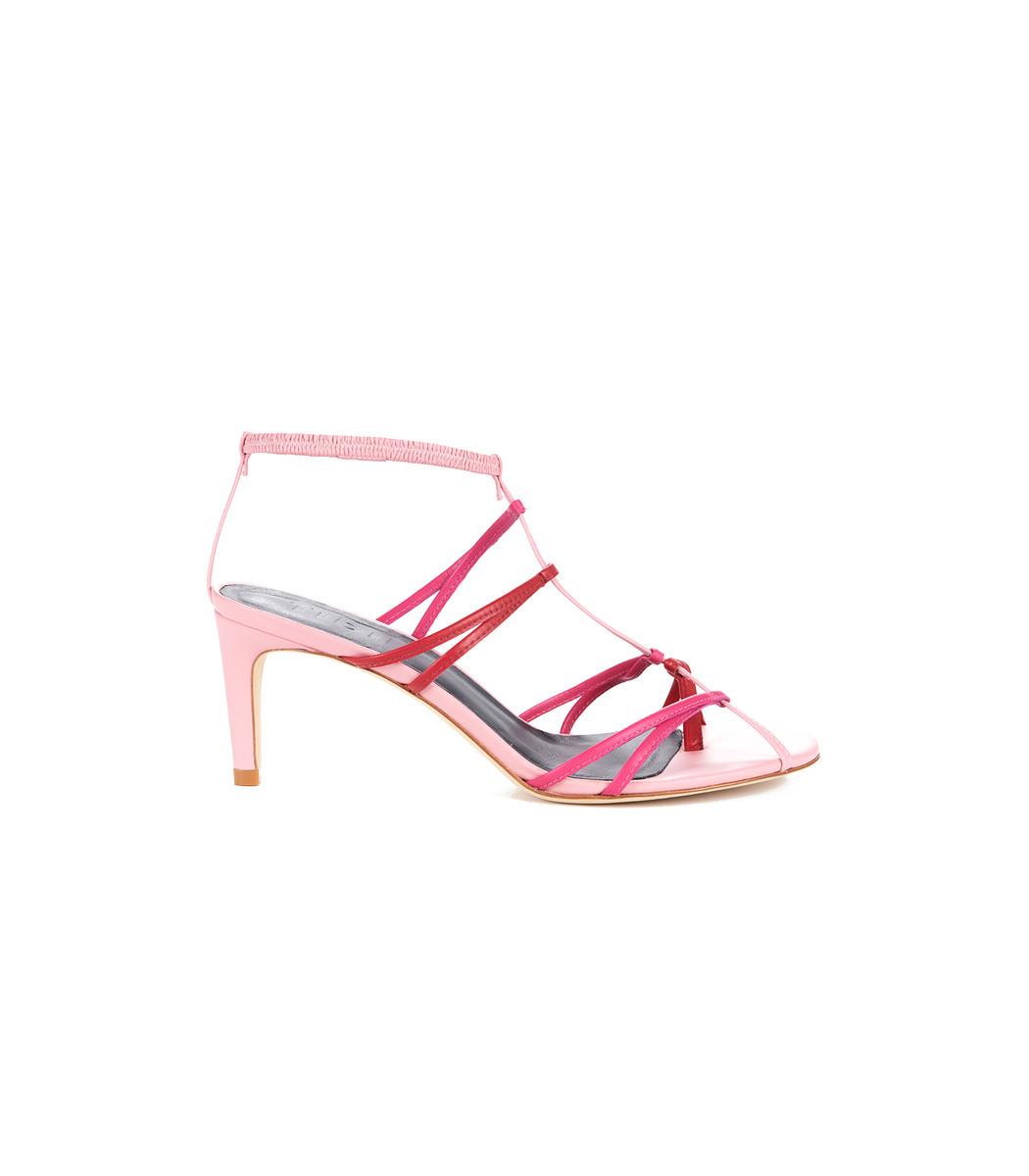 Pink Multicolor Gavin Sandals