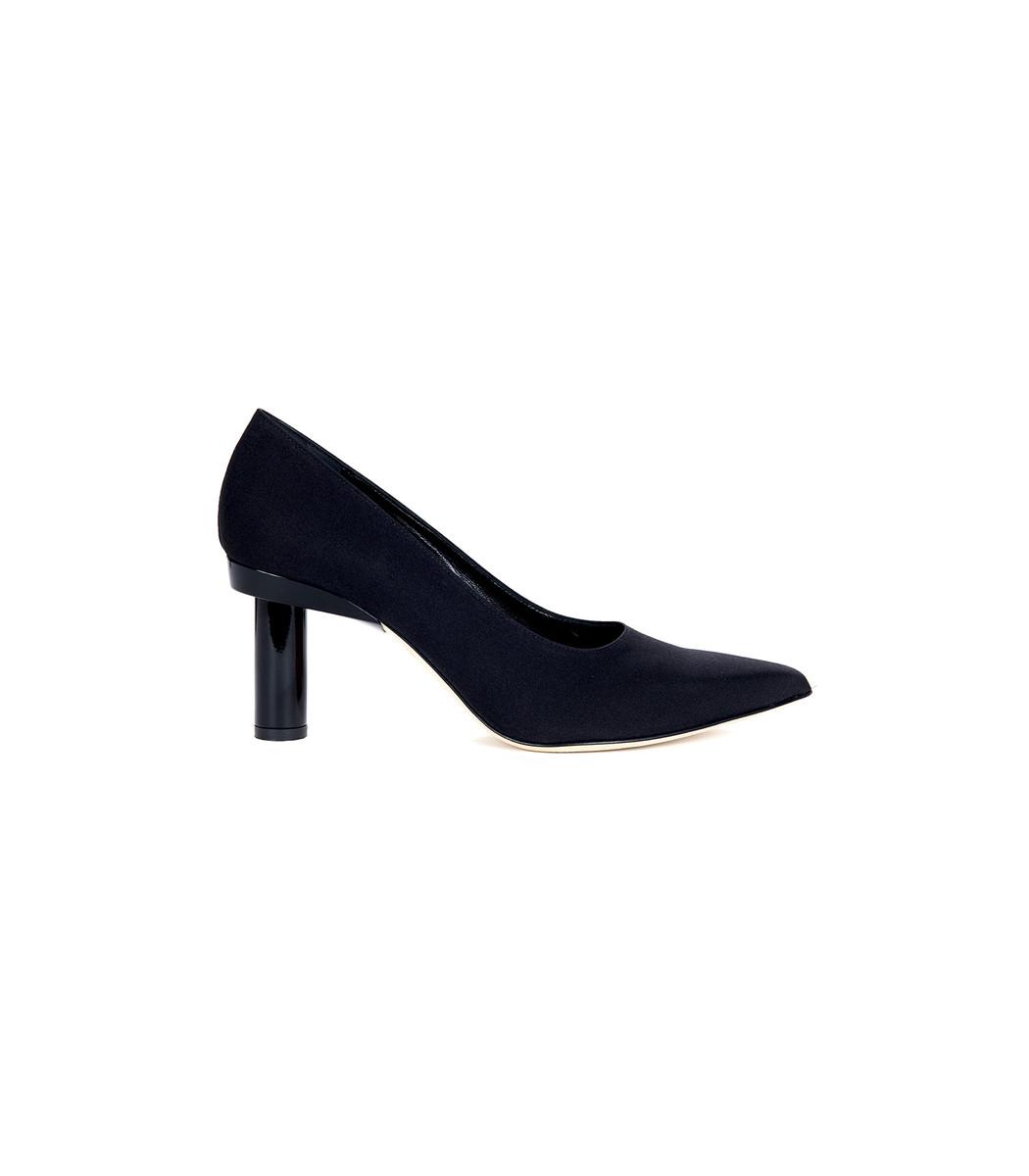 Black Zo Heels