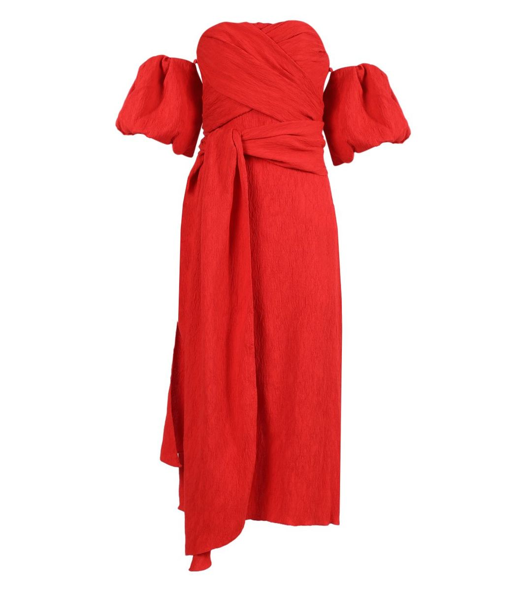 Johanna Ortiz Fine Lovemini Dress