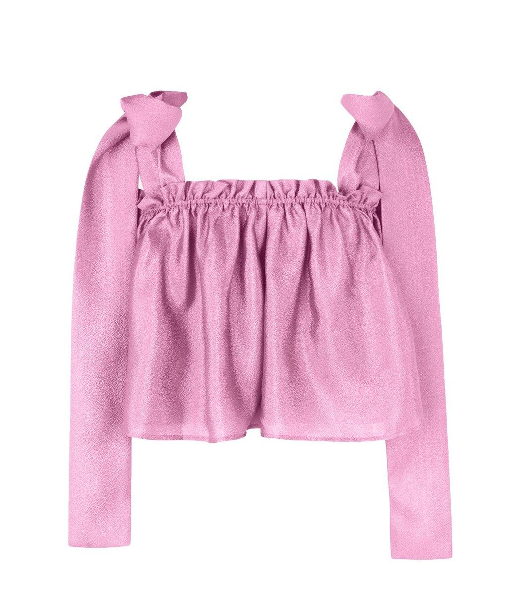 Stine Goya Gia Top in Pink