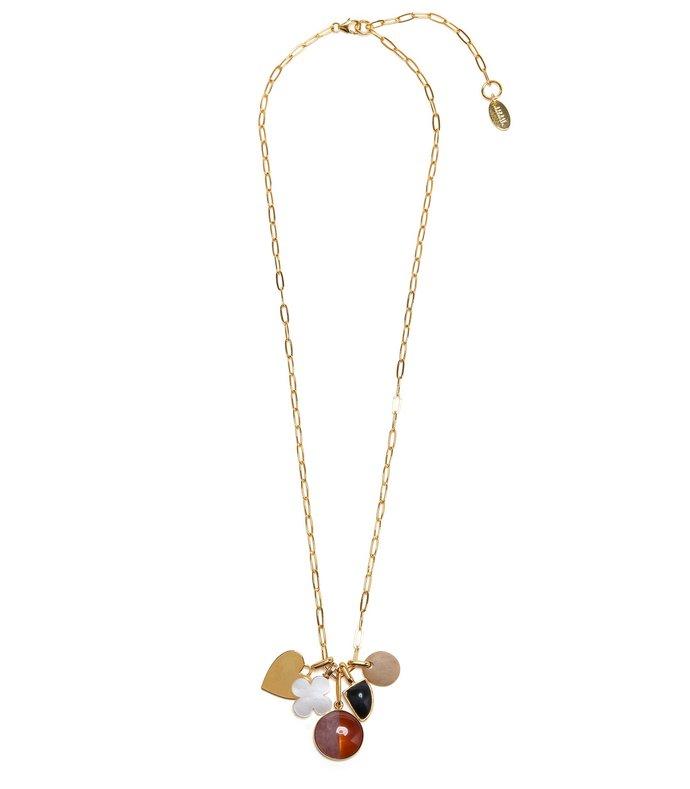 rialto charm necklace