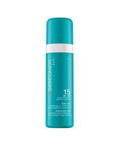 sun oil spf 15 hydrating sun protection broad spectrum sunscreen