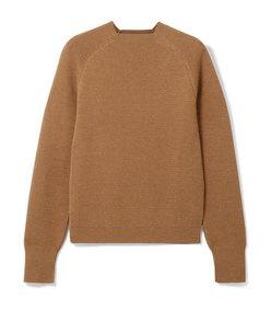 milano baby alpaca sweater