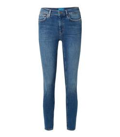 bridge high rise skinny jeans