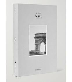 cereal city guide: paris paperback book