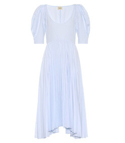 caitlin poplin dress