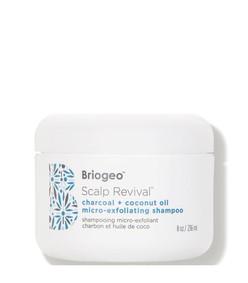 scalp revival charcoal coconut oil micro-exfoliating shampoo