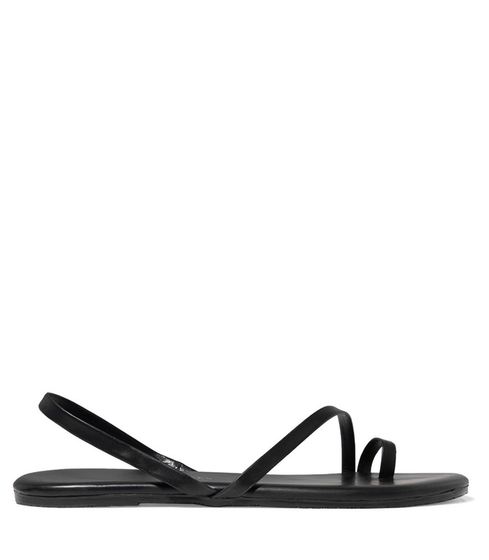 lc leather sandals