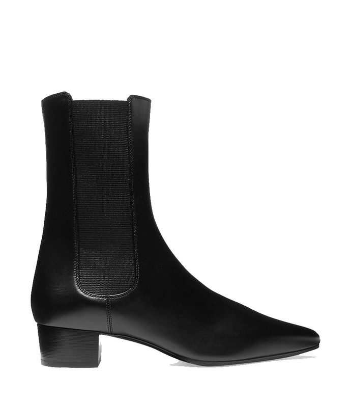 british leather chelsea boots