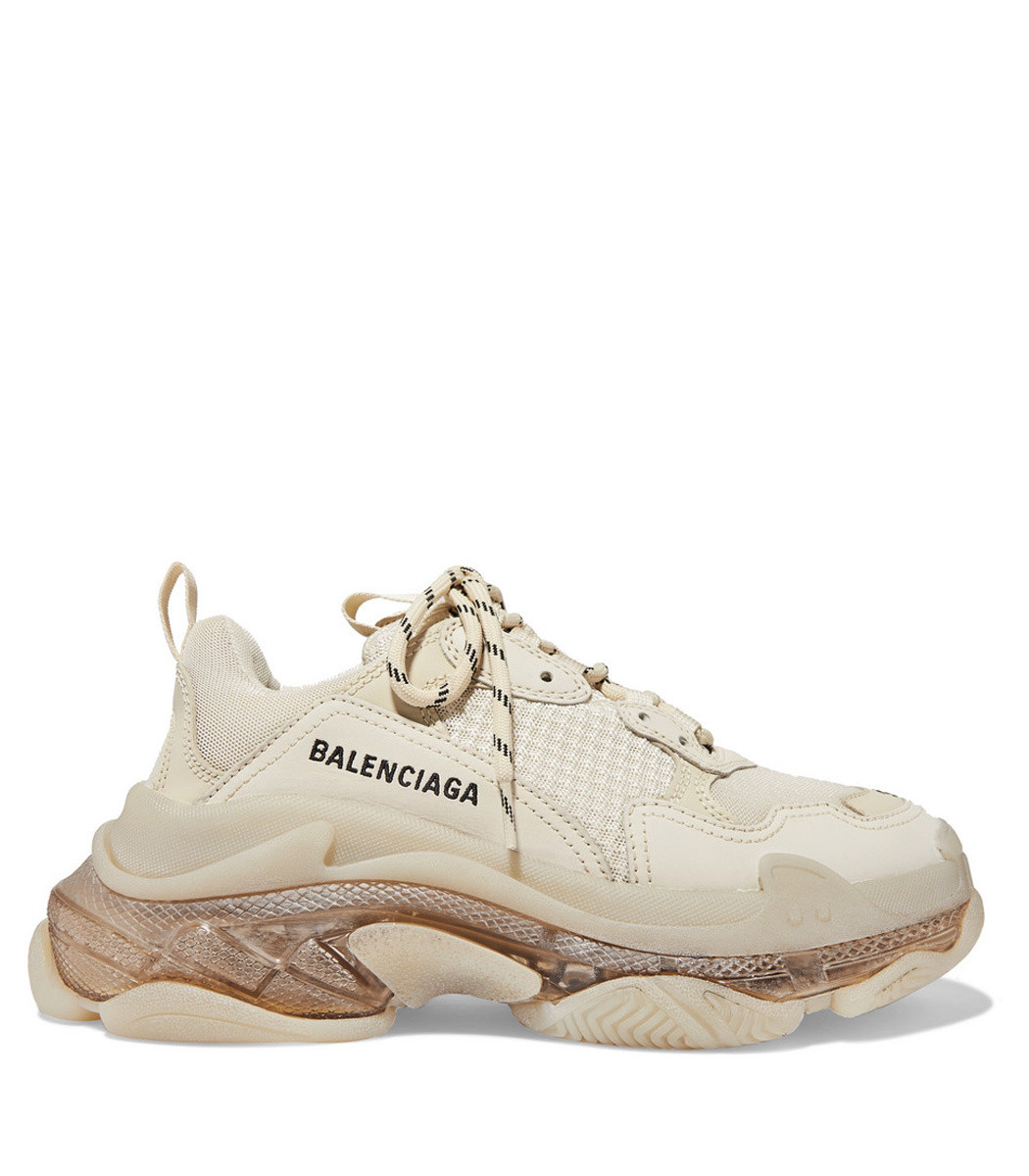 For sale Cheap Balenciaga Triple S Trainers Red Blue online