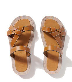 gate leather slides