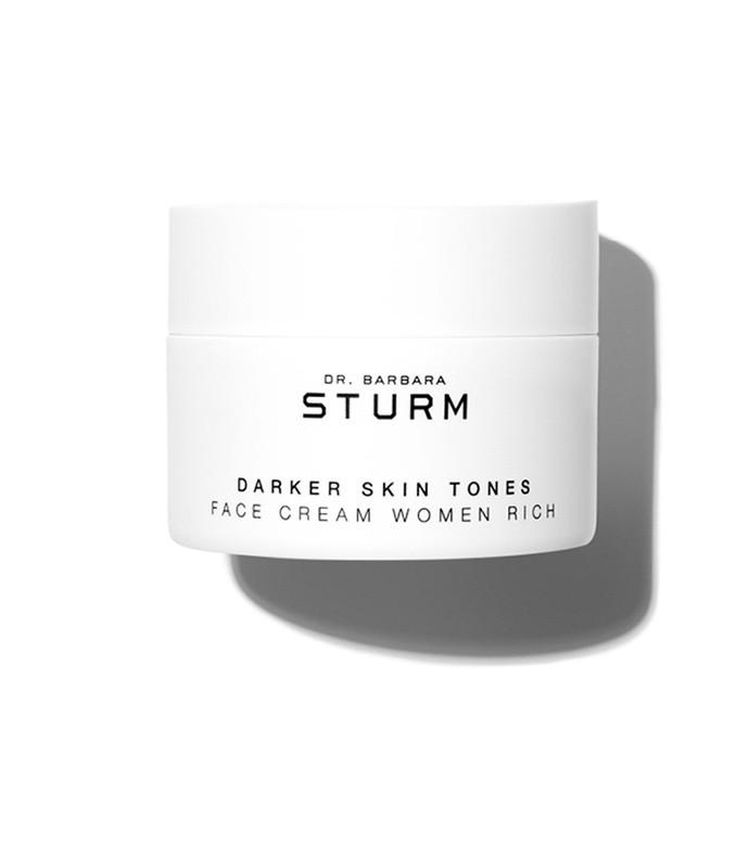 darker skin tones face cream rich, 50ml