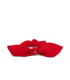 bpw-embellished silk hair tie