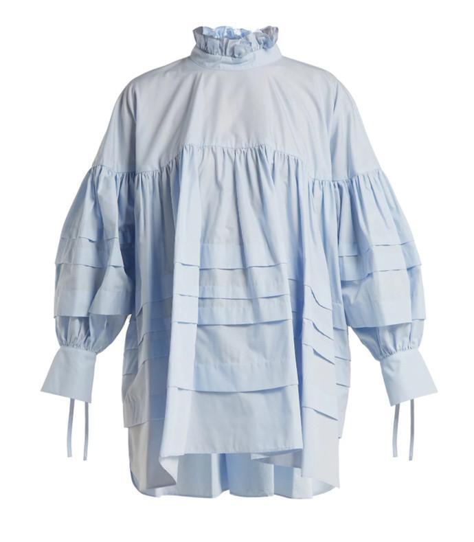 alberte cotton blouse