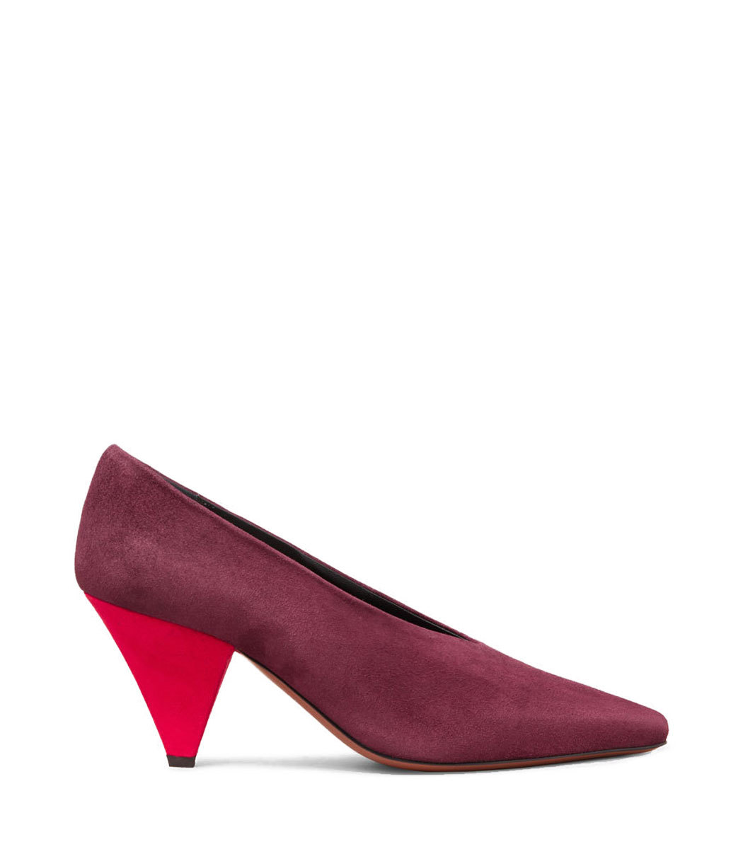 Aunty Suede Pumps Neous For Cheap For Sale Cheap Shop Offer BqoG4IKye