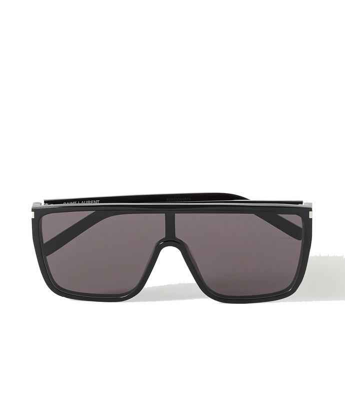 mask ace d-frame acetate sunglasses