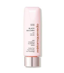 black baccara with fresh rose stem cells hair repairing multiplying serum