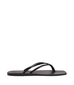 benni multi-strap leather sandals