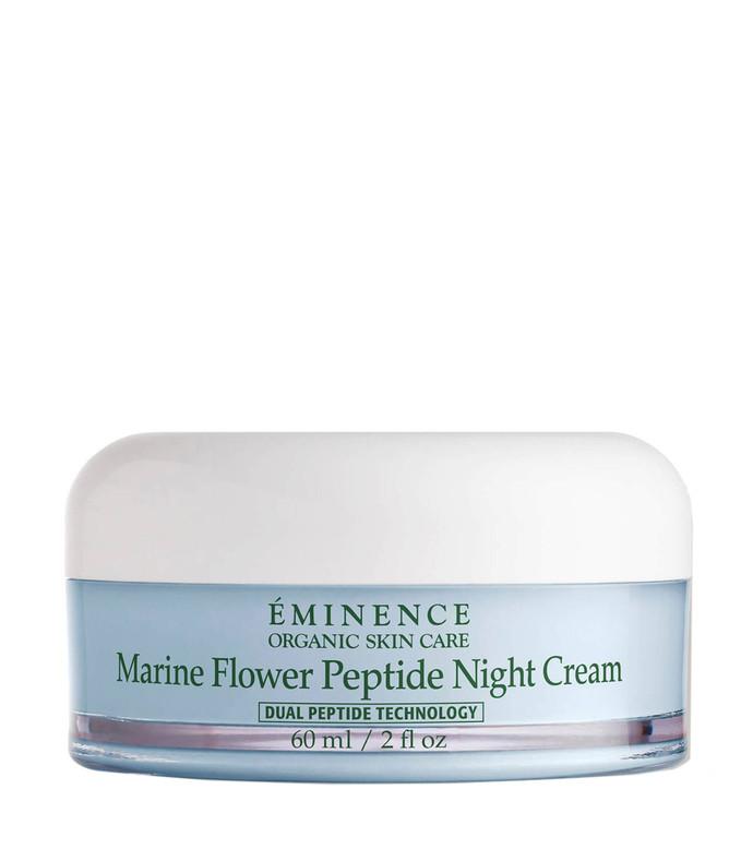 marine flower peptide night cream
