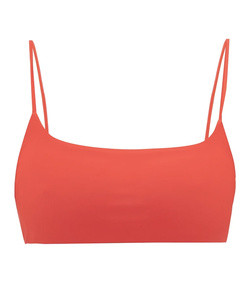 muse scoop-neck bikini top