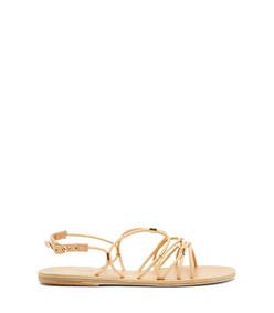 pasifai leather sandals