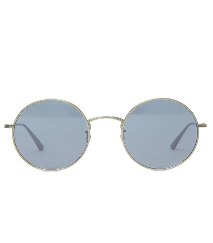 x oliver peoples after midnight round sunglasses