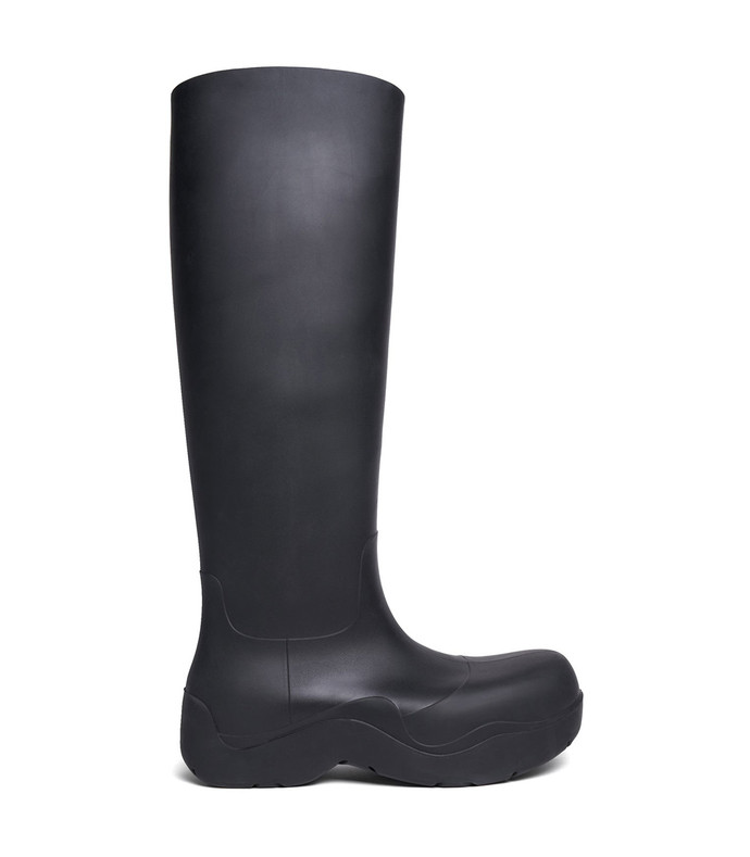 the puddle biodegradable-rubber knee-high boots