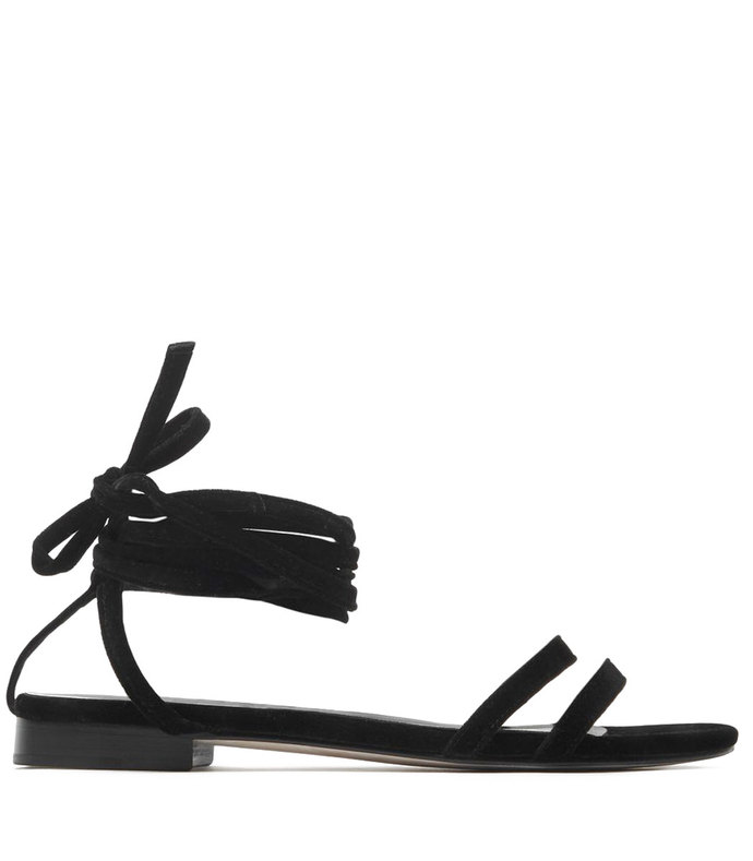 rosa lace up sandal